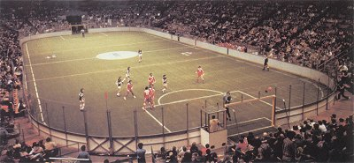 The first MISL game, Cincinnati Kids vs. New York Arrows - 12/22/78